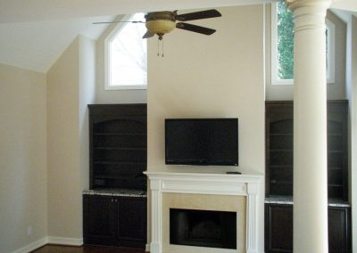 Living & Family Room Remodeling