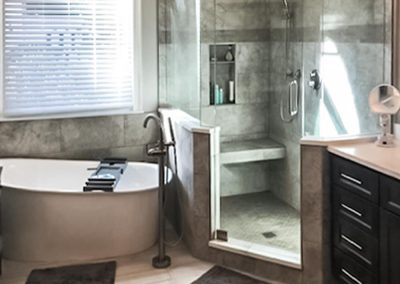 Contemporary Bathroom Inspirations